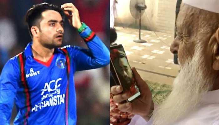 अफगानिस्तान के क्रिकेटर राशिद खान के पिता का निधन, रिफ्यूजी की तरह रहते थे पाकिस्तान में