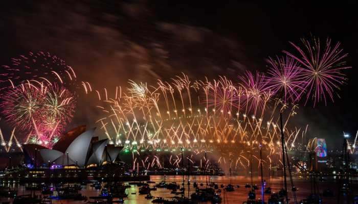 New Year 2019: New Year Celebration, First Knock In Australia And New Zealand