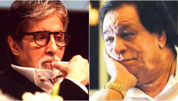 कादर खान के निधन से बॉलीवुड में शोक की लहर, अमिताभ बच्चन ने शेयर किया इमोशनल पोस्ट