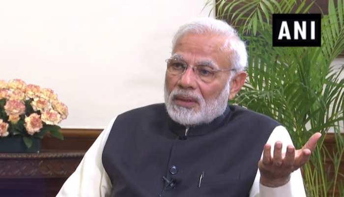 राम मंदिर पर PM मोदी का बड़ा बयान,'अध्यादेश का फैसला कानूनी प्रक्रिया पूरी होने के बाद'