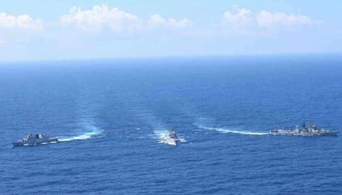 अलर्ट: सरहद के बाद समंदर पर आतंकियों ने टिकाई नजर, समुद्री जिहाद की है तैयारी