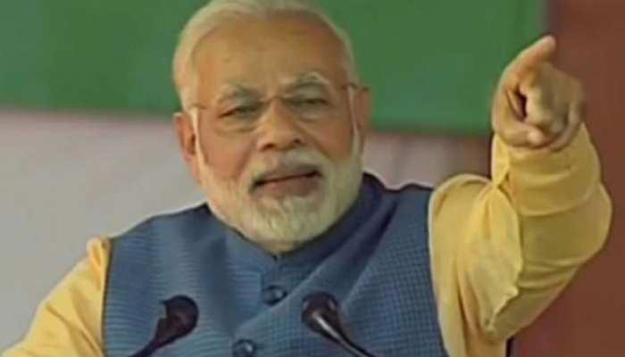 BJP के लिए 'शुभ' है आगरा, PM मोदी एक बार फिर यहीं से करेंगे चुनावी शंखनाद