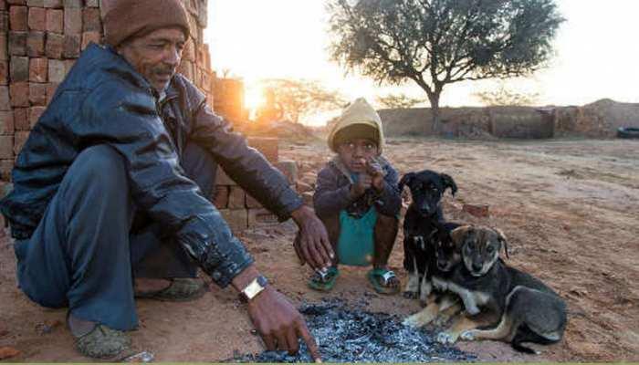 राजस्थान के तापमान में हुई वृद्धि, कड़ाके की ठंड से लोगों को मिली मामुली राहत