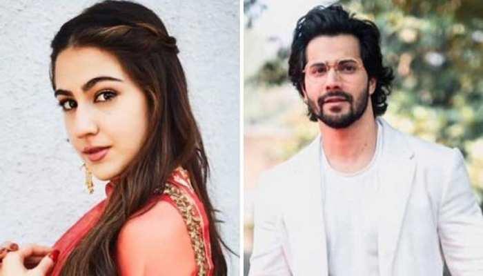 सारा अली खान ने कैटरीना को किया रिप्लेस, वरुण धवन के साथ इस फिल्म में मिला रोल