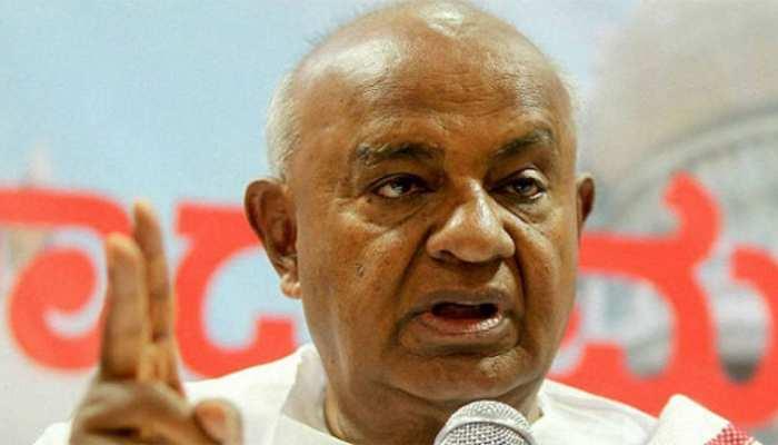 कृषि कर्ज माफी योजना को लेकर एच डी देवगौड़ा ने साधा पीएम मोदी पर निशाना