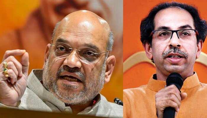 शिवसेना से गठबंधन पर अमित शाह की दो टूक, महाराष्ट्र में कुछ खोकर नहीं होगा गठबंधन