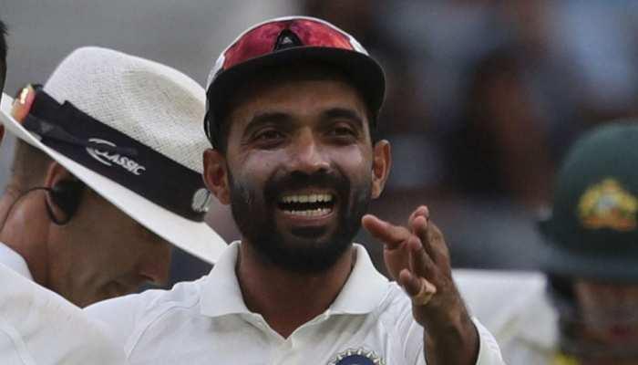 VIDEO: अजिंक्य रहाणे ने लैबुशेन का पकड़ा ऐसा कैच, हर कोई रह गया हैरान