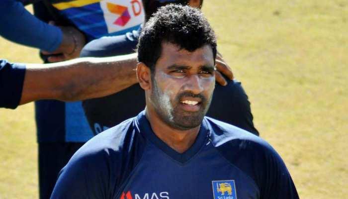NZvsSL: थिसारा परेरा ने 57 गेंदों पर ठोका शतक, फिर भी हार गया श्रीलंका