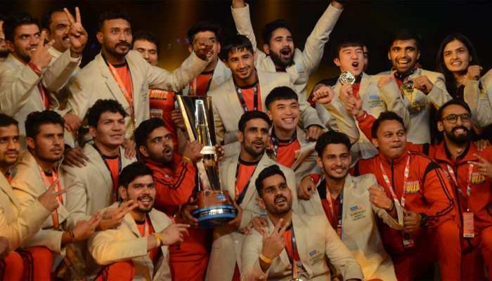 प्रो कबड्डी लीग: पवन सहरावत के शानदार खेल से बेंगलुरु बुल्स पीकेएल बना चैंपियन