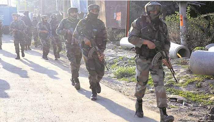 श्रीनगर: CRPF जवान ने साथियों पर की गोलीबारी, फिर कर ली आत्महत्या