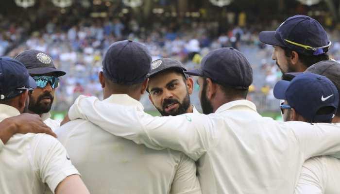 INDvsAUS: चौथे दिन हुआ 25.2 ओवर का खेल, टीम इंडिया ने कायम रखी जीत की उम्मीद