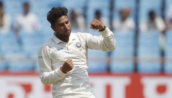 Kuldeep Yadav makes stunning records his 6th test and first test innings in Australia