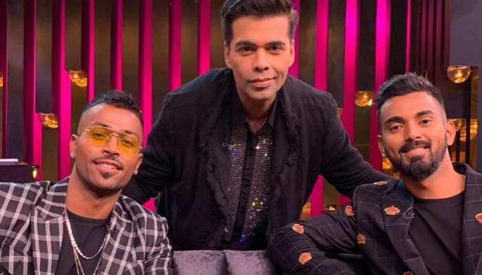 Koffee With Karan 6: करण के शो में आए भारतीय क्रिकेट के दो सितारे, करेंगे कई खुलासे