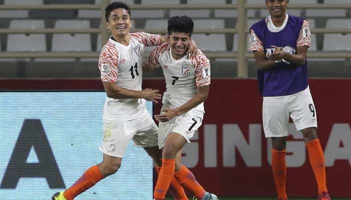 फुटबॉल: भारत एएफसी एशियन कप में 32 साल बाद जीता, 4-1 से दर्ज की जीत