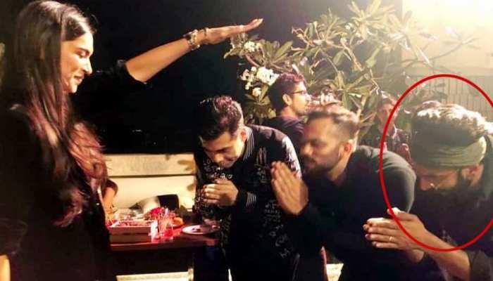 Video : रणवीर सिंह ने 'सिंबा' की सक्सेस पार्टी में जमकर मचाया धमाल, दीपिका से लिया आशीर्वाद