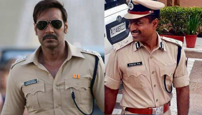 this is real life singham an ias officer from rajasthan, who caught many corrupted people