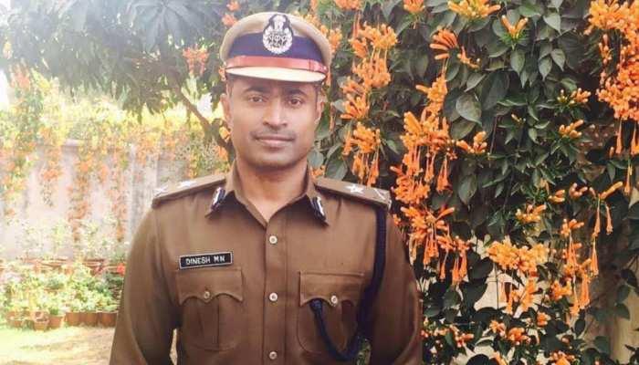 राजस्थान: ACB में आईजी दिनेश एम.एन की वापसी, दहशत में भ्रष्टाचारी