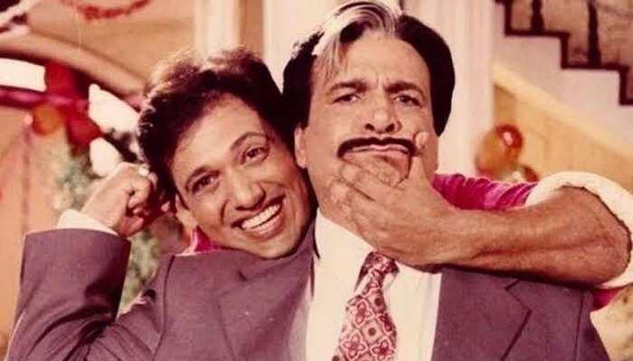 कादर खान के बेटे के कमेंट पर गोविंदा ने दिया रिएक्शन, कहा- 'अभी वह बच्चा है...'