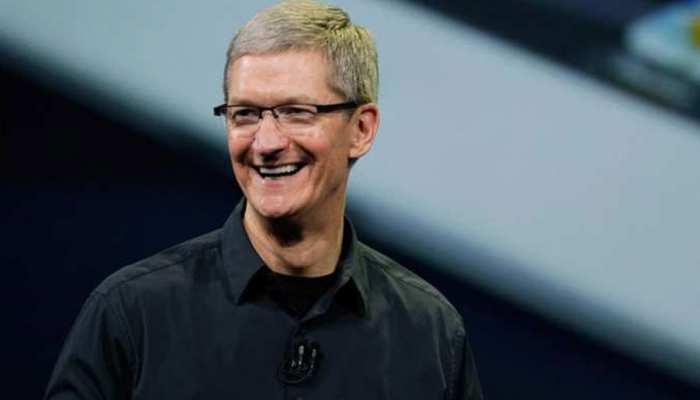 Apple के CEO टीम कुक की सैलरी 22 फीसदी बढ़ी, जानकर हो जाएंगे हैरान
