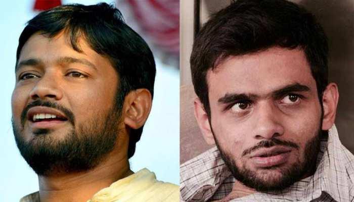 JNU देशद्रोह केसः कन्हैया, उमर खालिद पर कसेगा शिकंजा, पुलिस फाइल करेगी चार्जशीट