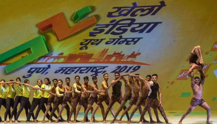 खेलो इंडिया युवा खेलों की रंगारंग आगाज, समारोह में दिखी महाराष्ट्र की सांस्कृतिक झलक