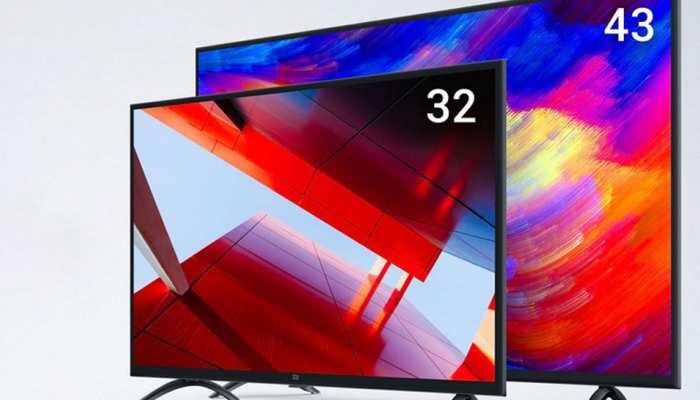 Xiaomi ने लॉन्च किया 43 और 55 इंच वाला एमआई TV, मोबाइल जितनी है कीमत