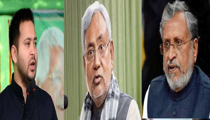 बिहार में पक्ष और विपक्ष के बीच मचा है सरकारी बंगले को लेकर बवाल