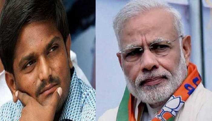 PM मोदी के खिलाफ वाराणसी से हार्दिक पटेल बन सकते हैं सपा-बसपा गठबंधन के उम्मीदवार: सूत्र