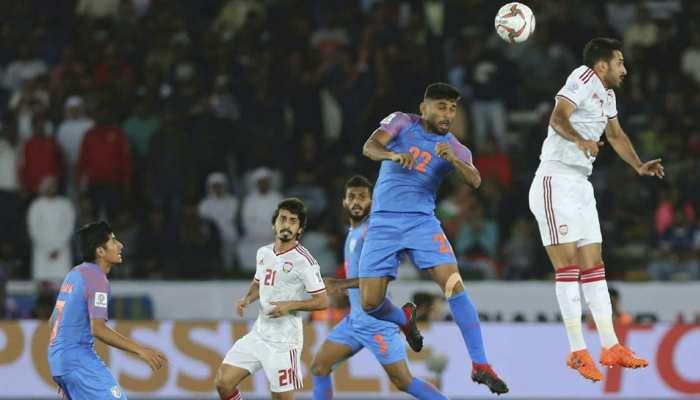 AFC Asian Cup: यूएई से हारा भारत, फिर भी नॉकआउट में मिल सकती है जगह