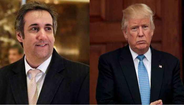 अमेरिका: राष्ट्रपति ट्रंप की बढ़ सकती है मुसीबत, पूर्व वकील कोहेन देंगे बयान