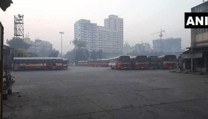 मुंबई में पांचवें दिन भी बेस्ट बसों की हड़ताल जारी, लाखों लोग परेशान