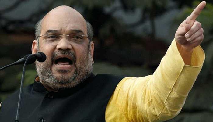 देश की सुरक्षा और विकास के लिए 2019 लोकसभा चुनाव में भाजपा का जीतना जरूरी: अमित शाह
