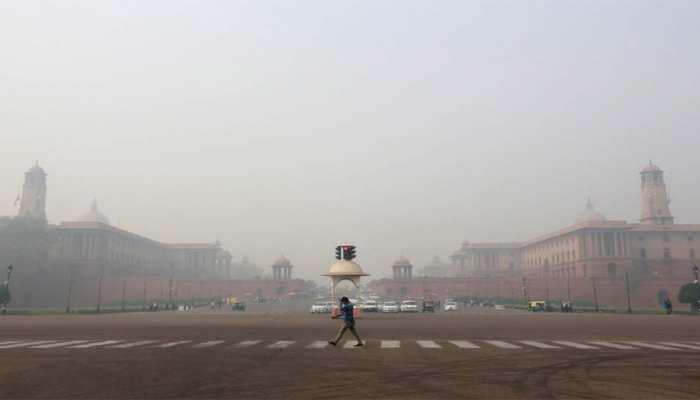दिल्ली की वायु गुणवत्ता 'गंभीर श्रेणी' में, अगले दो दिनों में बारिश से मिल सकती है राहत