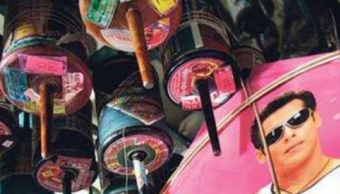 राजस्थान में चाइनीज मांझे का कहर, एक वयक्ति की कटी नाक