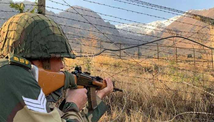 जम्मू-कश्मीरः सीमा पर पाक की नापाक फायरिंग, BSF अधिकारी शहीद