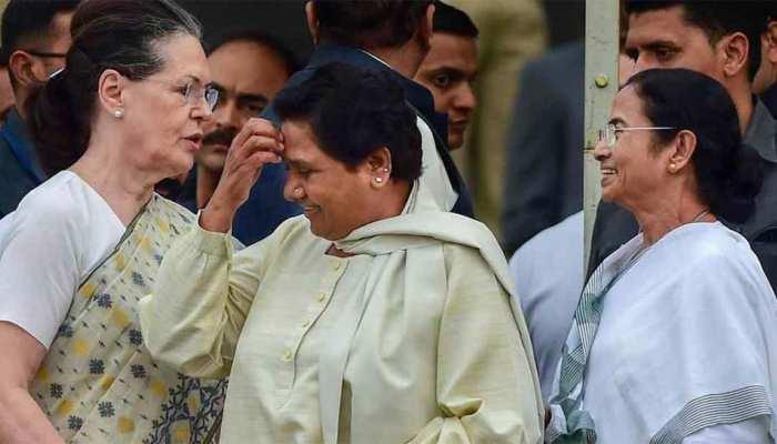 बंगाल में भी महागठबंधन में फूट, ममता की रैली से राहुल-मायावती ने बनाई दूरी!