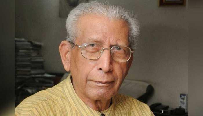 हिंदी के साहित्यकार और समीक्षक नामवर सिंह को ब्रेन हेमरेज, एम्स में हुए भर्ती