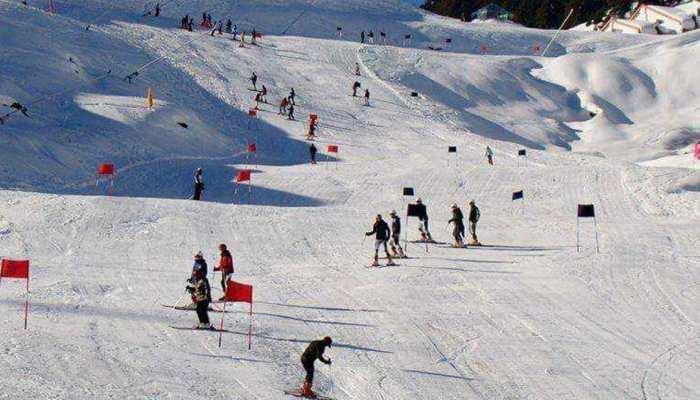 Uttarakhand Government starts preparation for skiing championship