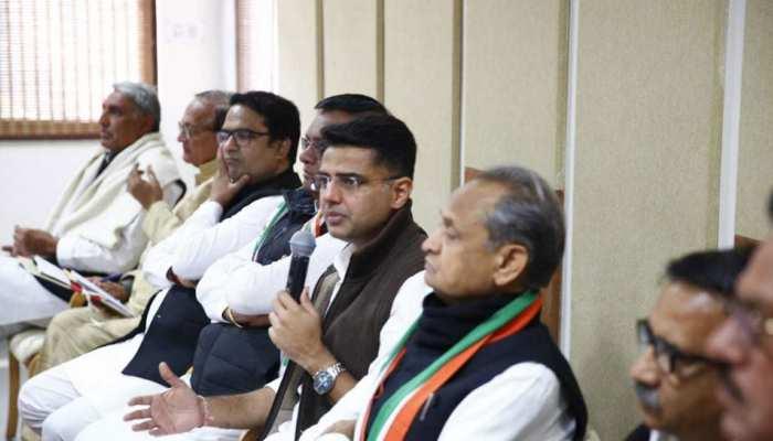 राजस्थान: विधानसभा के बाद लोकसभा चुनावों की तैयारी में कांग्रेस, कर रही उम्मीदवारों की तलाश