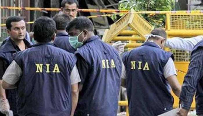 आतंकियों की तलाश में NIA की बड़ी कार्रवाई, UP और पंजाब में की छापेमारी