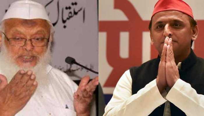लोकसभा चुनाव 2019: UP में बिगड़ेगा कांग्रेस का खेल, अरशद मदनी ने की अखिलेश से मुलाकात