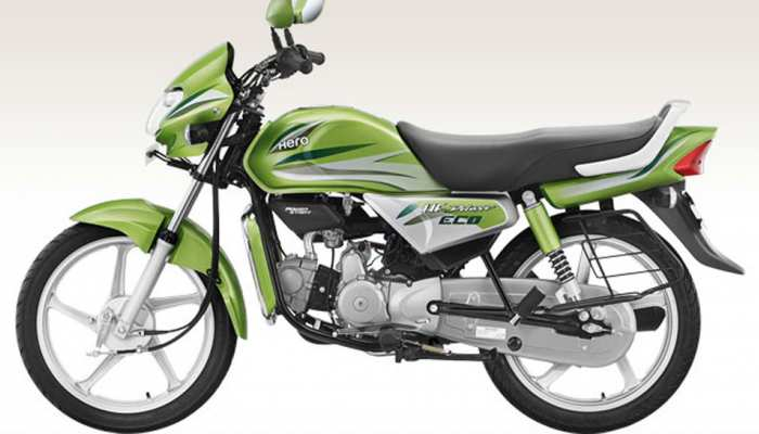 auto hero hf deluxe ibs 100cc launch at price Rs 49k