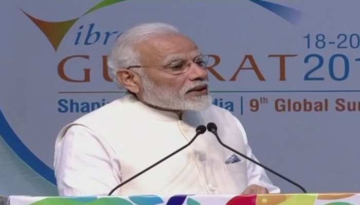 भारत को कारोबार सुगमता रैंकिंग में अगले साल 'टॉप 50' में पहुंचाने का लक्ष्य: PM मोदी