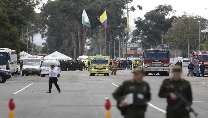 कोलंबियाई पुलिस अकादमी में कार बम हमला, 21 लोगों की मौत