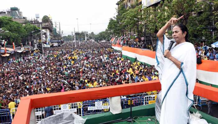 लोकसभा चुनाव 2019 से पहले ममता की महारैली में आज दिखेगी विपक्षी एकता
