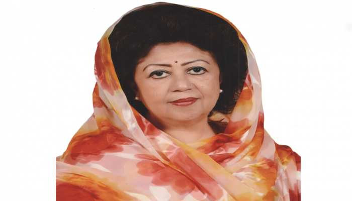 देहरादूनः सांसद रानी राज्यलक्ष्मी ने टिहरी सीट पर जताई दावेदारी, बोलीं- 'पहला हक मेरा है'