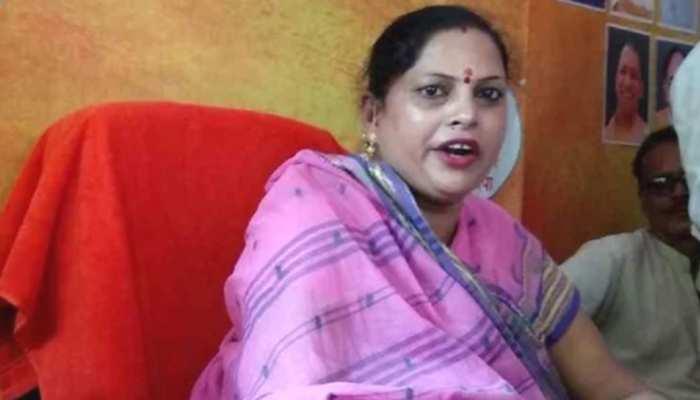 मायावती पर अभद्र टिप्पणी कर फंसी बीजेपी विधायक, महिला आयोग भेजेगा नोटिस