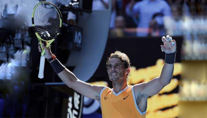 Australian Open: नडाल ने बर्डिख को हराया, क्वार्टरफाइनल में टिएफाओ से होगा मुकाबला
