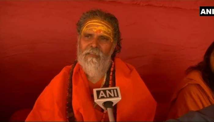 अयोध्या में पत्थर तैयार हैं अगर 1 महीने का भी समय मिल जाए तो राममंदिर बन जाएगा' : नरेंद्र गिरि