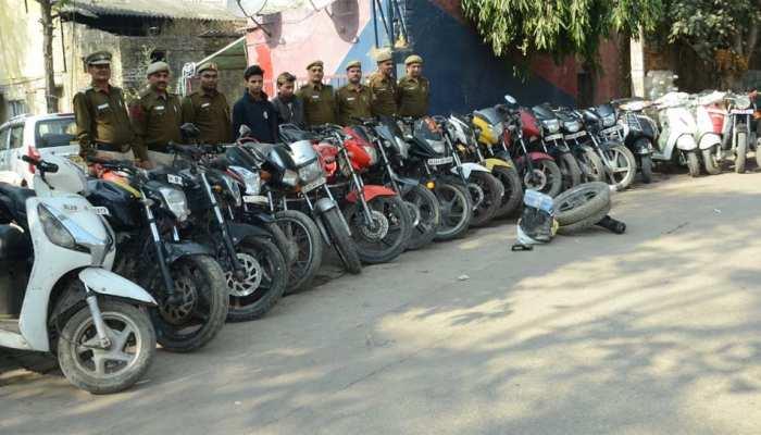 महंगी बाइक को 500 रुपए में बेच देते थे डांसर गुरु चेले, चोरी का शतक लगा चुकी है डांसर जोड़ी